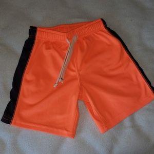 Orange Shorts 2T